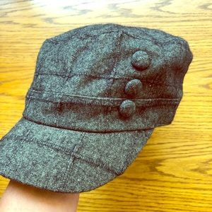 Mudd newsboy cap!